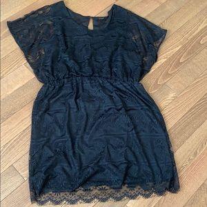 Dex black dress
